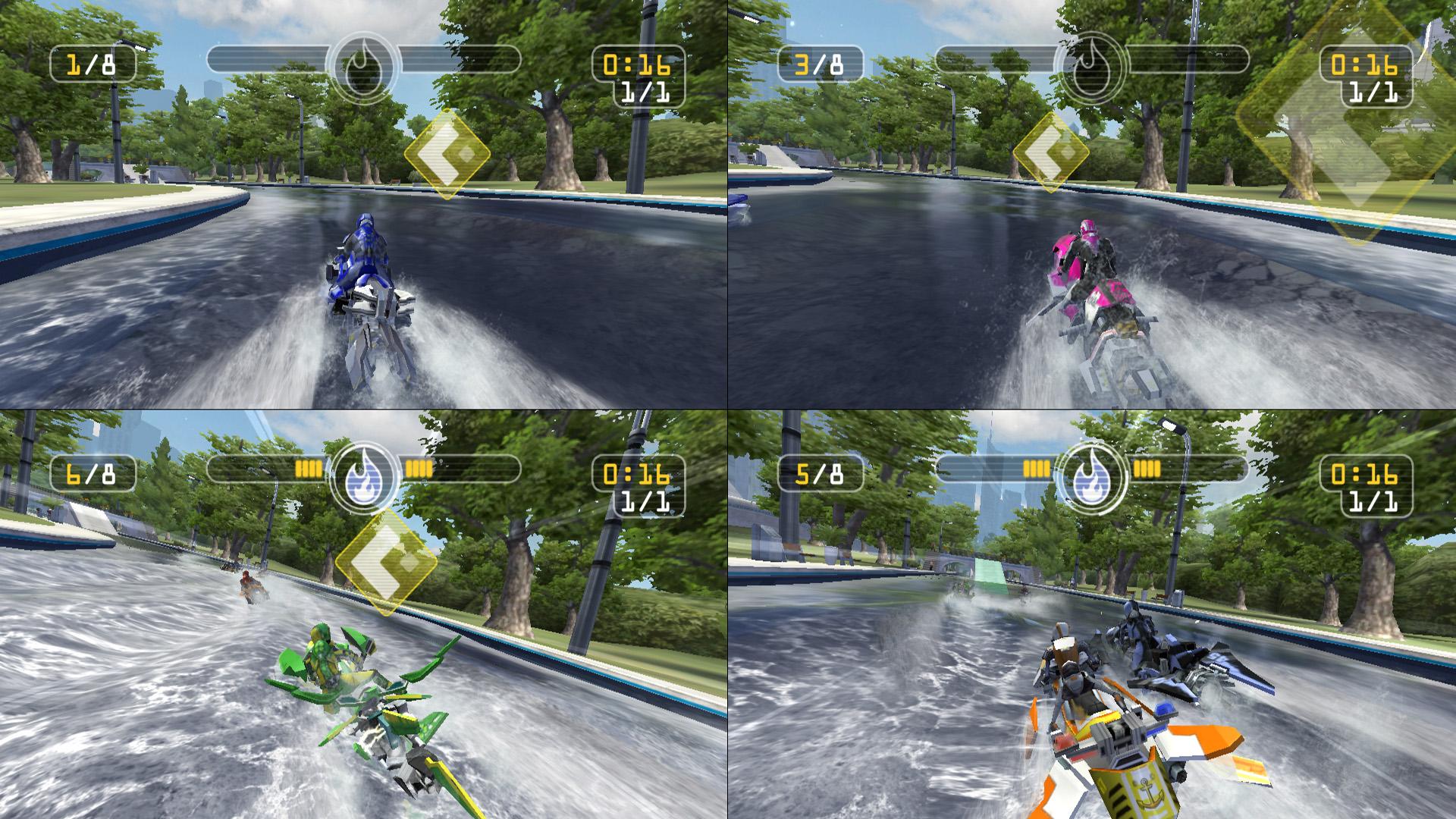 Riptide GP Renegade Review Screenshot 3
