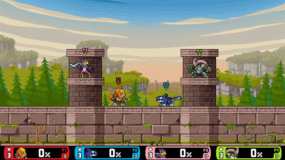 Rivals of Aether Xbox One Review Screenshot 1