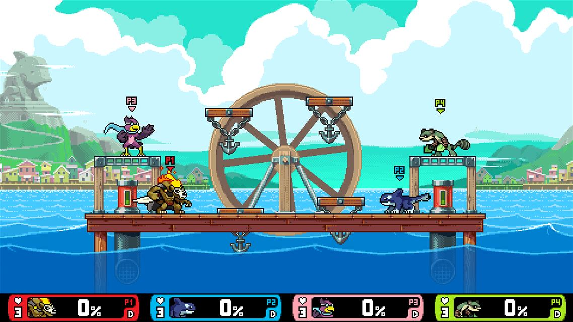 Rivals of Aether Xbox One Review Screenshot 2