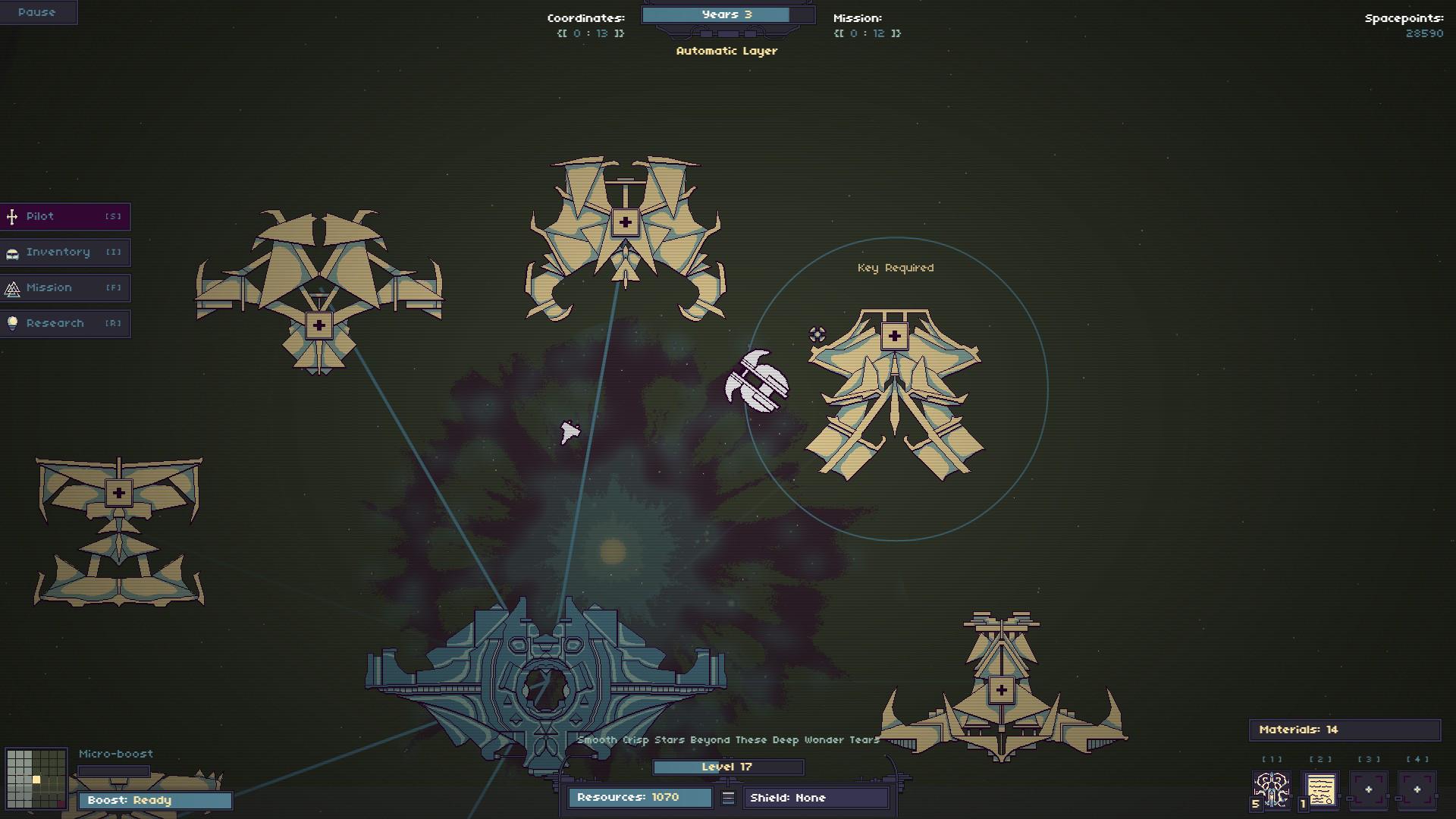 RymdResa PC Game Review Screenshot 2