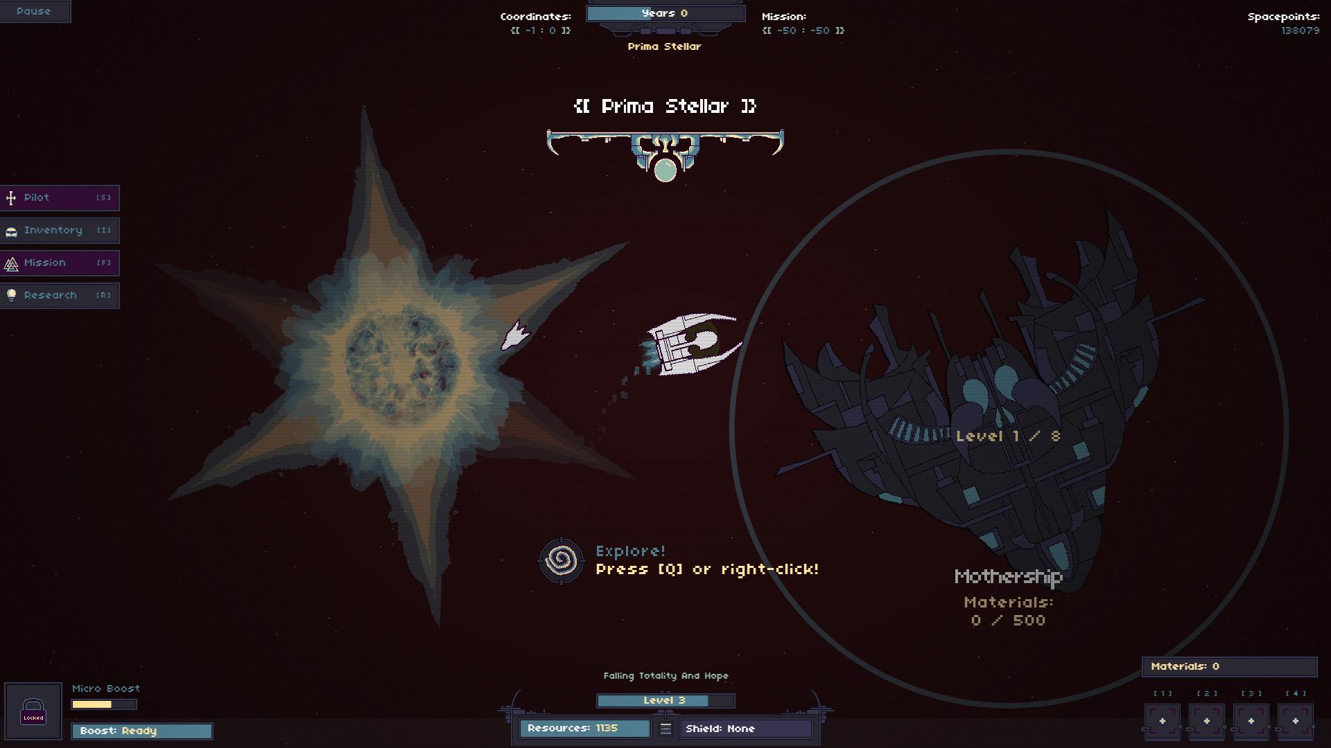RymdResa PC Game Review Screenshot 3