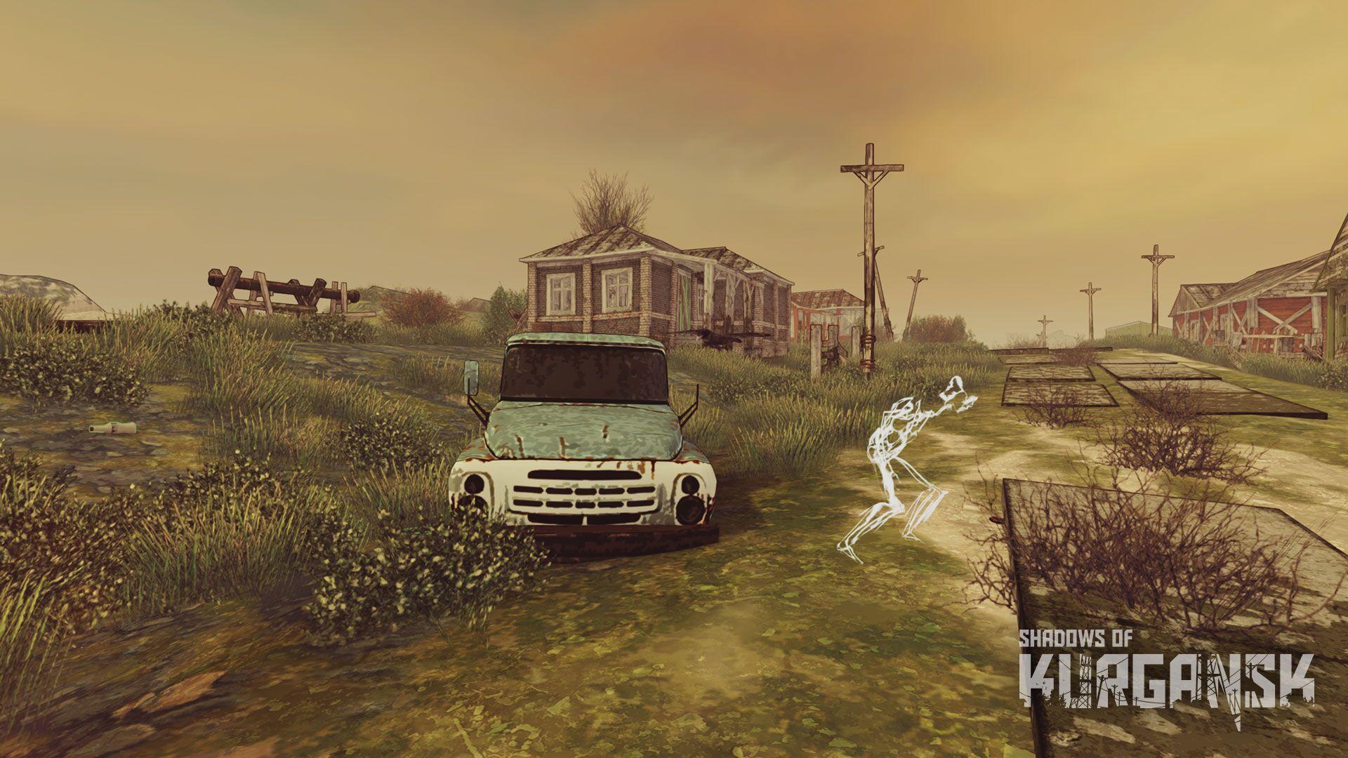 Shadows of Kurgansk Review Screenshot 2