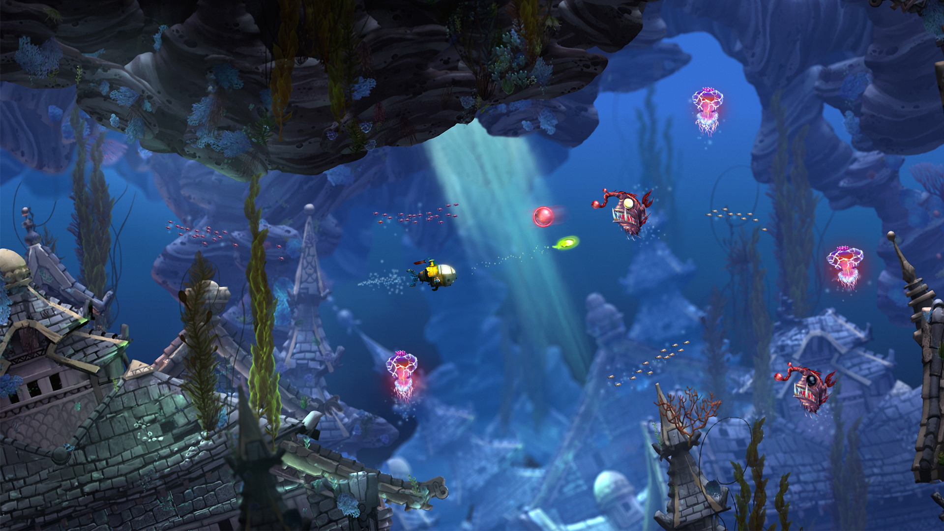Song of the Deep Review Screenshot 1