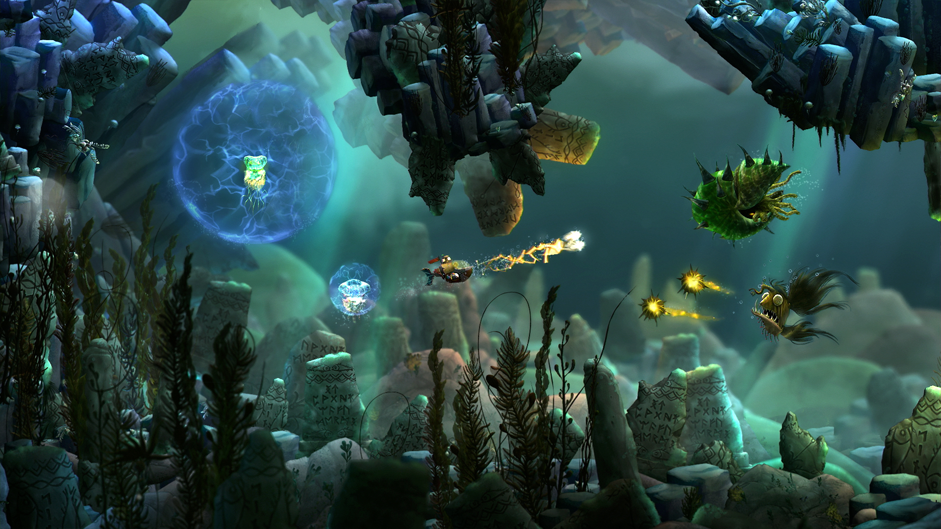 Song of the Deep Review Screenshot 3