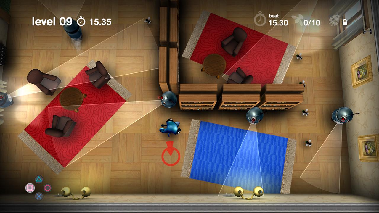 Spy Chameleon PS4 Review Screenshot 1