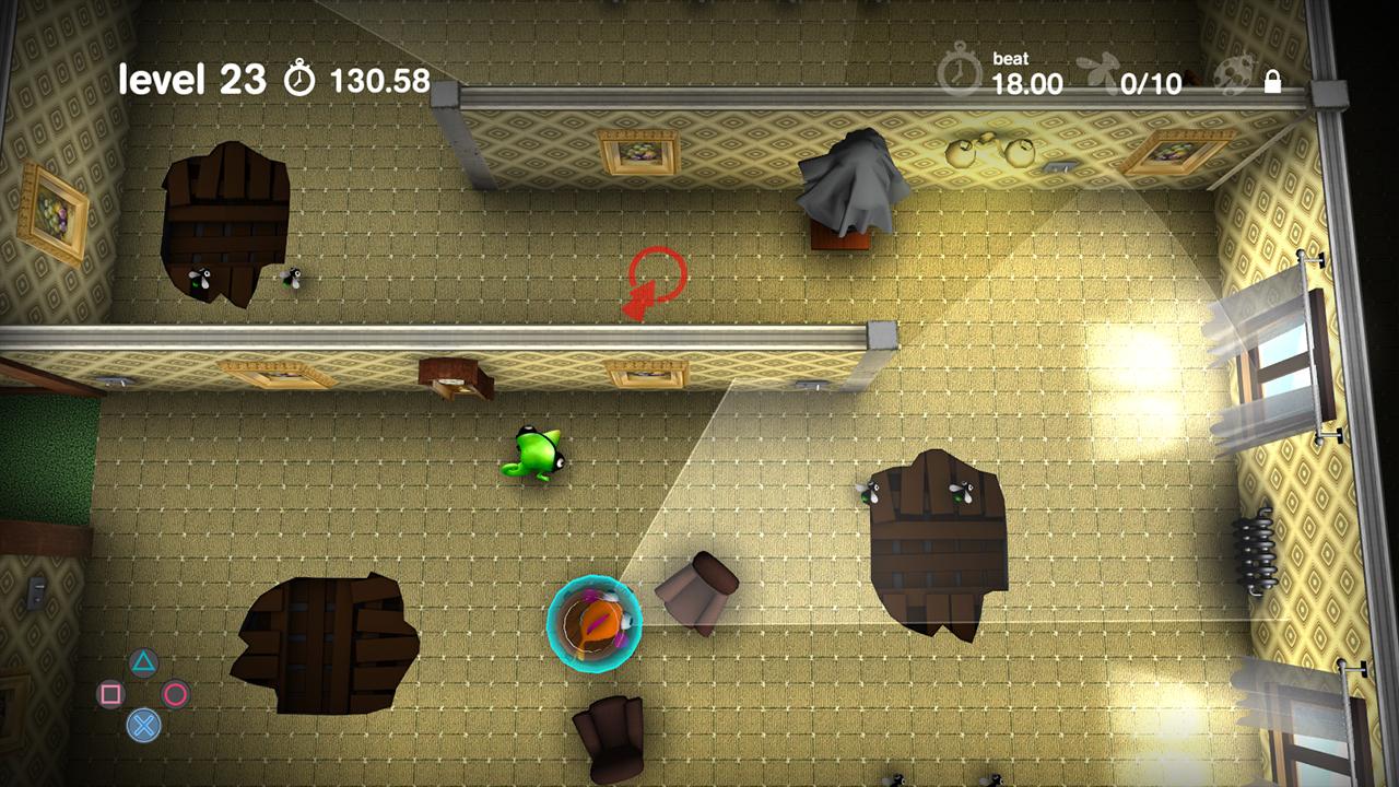 Spy Chameleon PS4 Review Screenshot 2