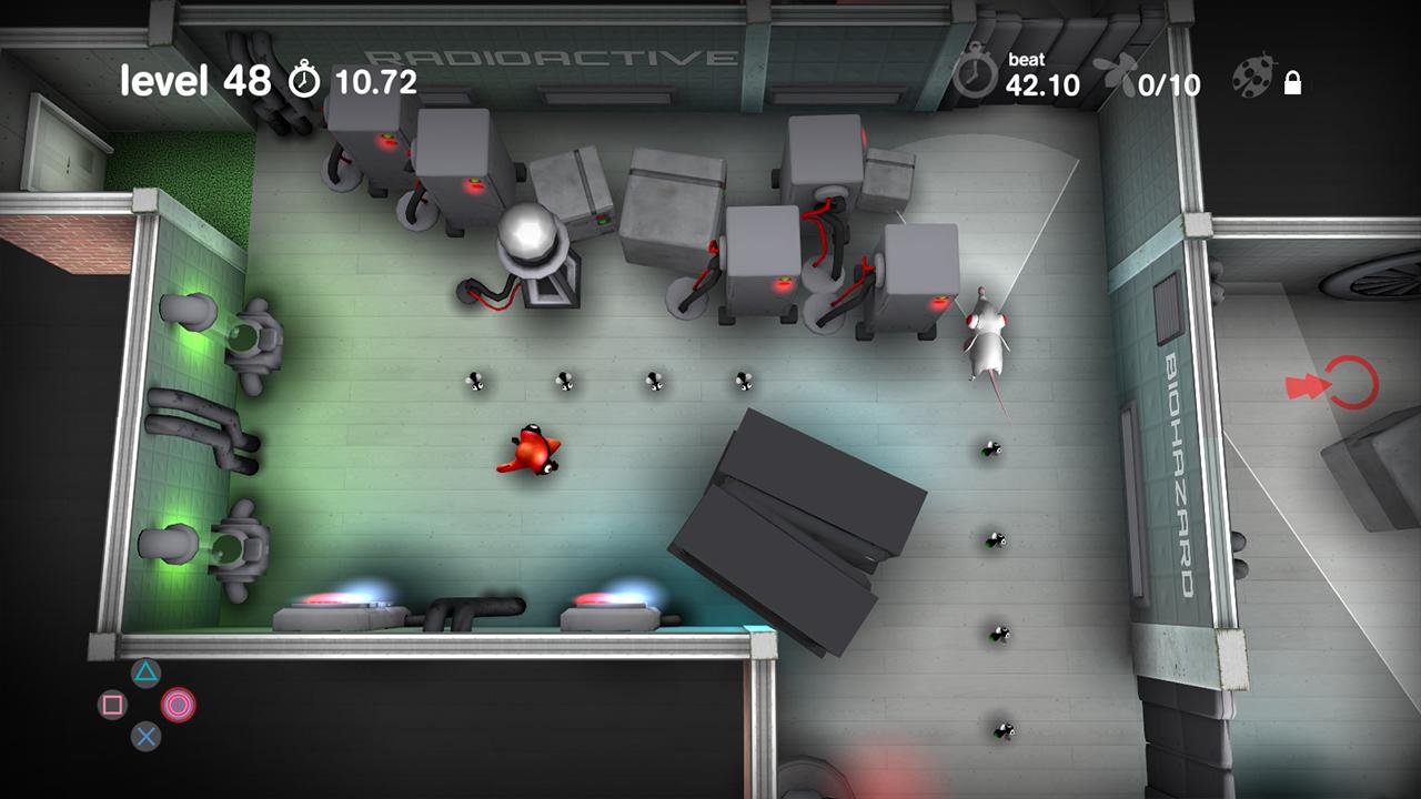 Spy Chameleon PS4 Review Screenshot 3