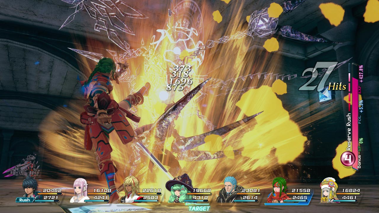 Star Ocean- Integrity and Faithlessness Review Screenshot 1