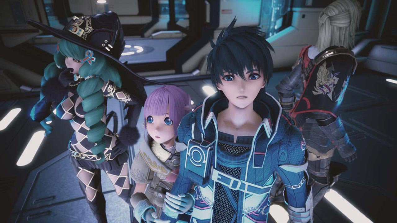 Star Ocean- Integrity and Faithlessness Review Screenshot 2