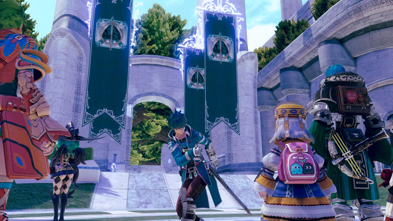 Star Ocean- Integrity and Faithlessness Review Screenshot 3