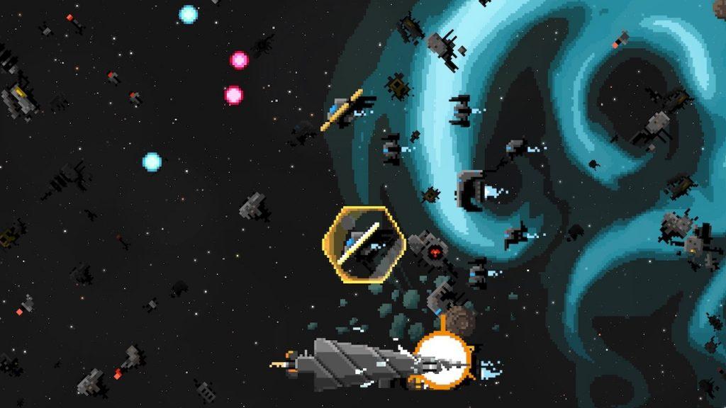 Steredenn PS4 Review Screenshot 1