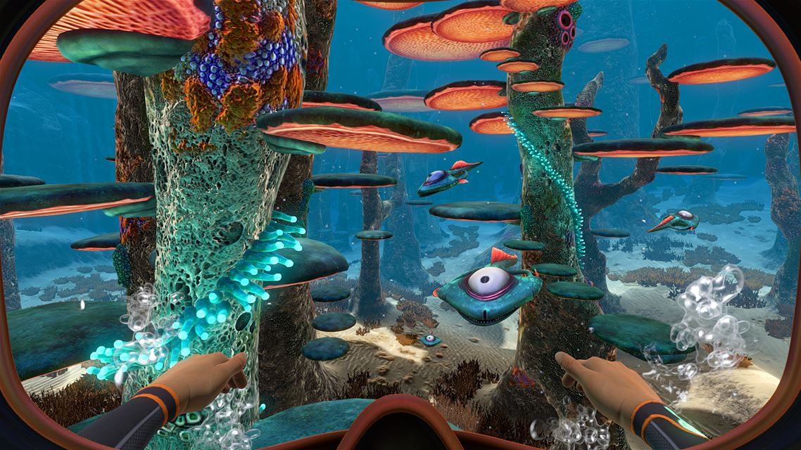 Subnautica Xbox One Review Screenshot 1