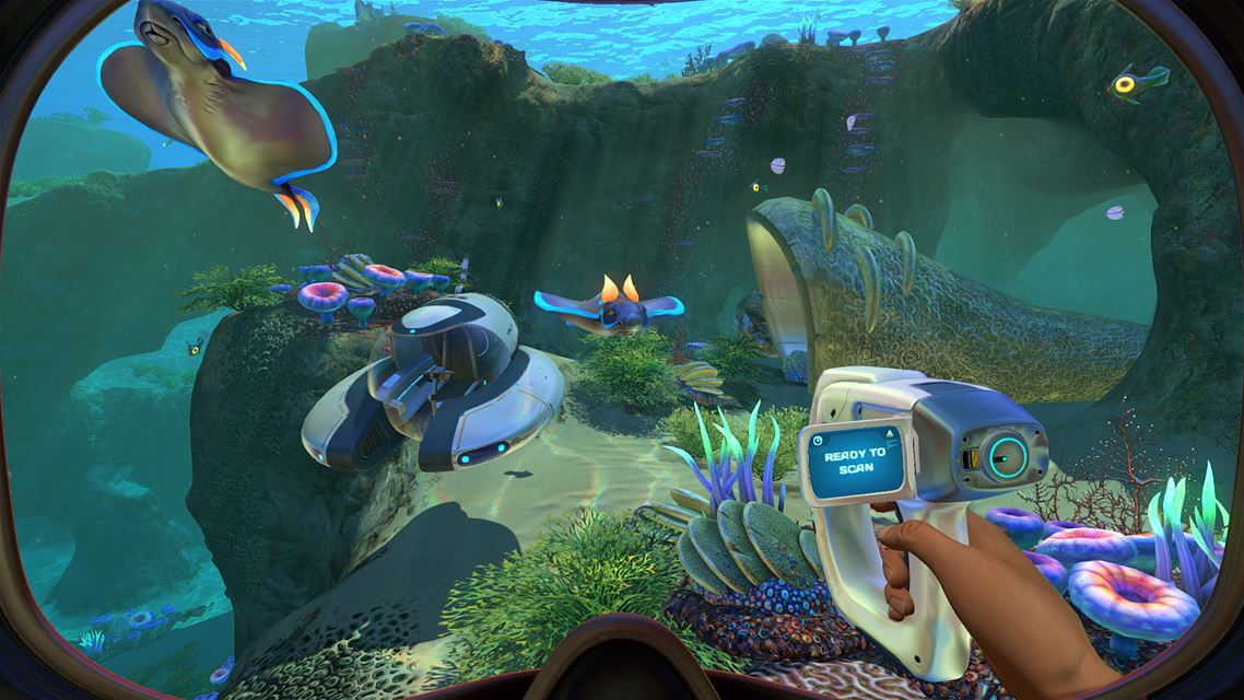 Subnautica Xbox One Review Screenshot 2