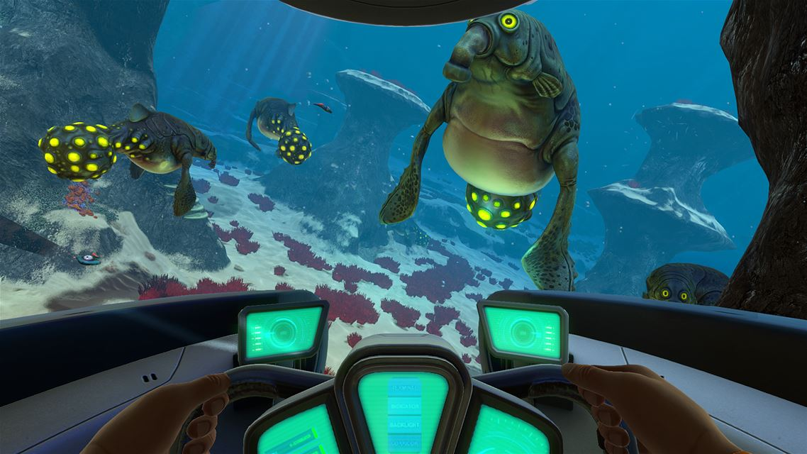 Subnautica Xbox One Review Screenshot 3