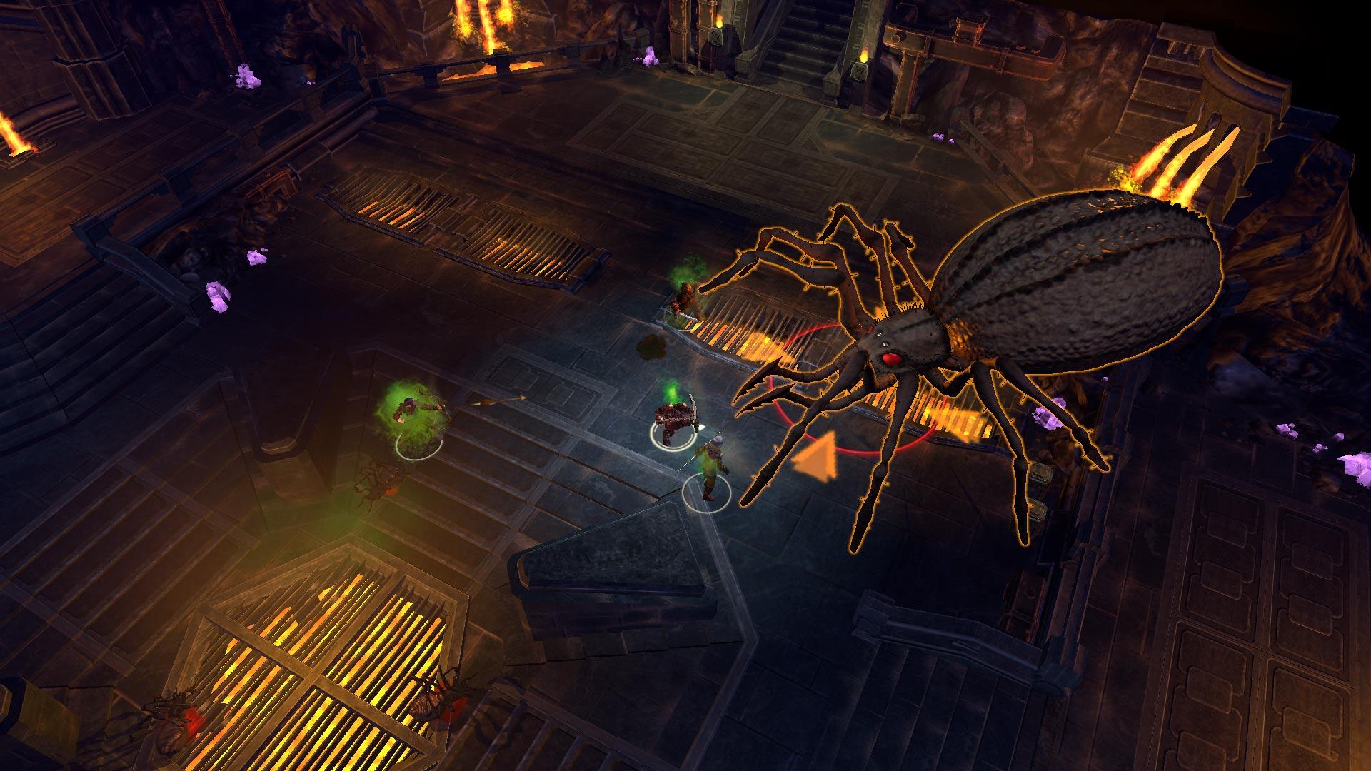 Sword Coast Legends Review Screenshot 1
