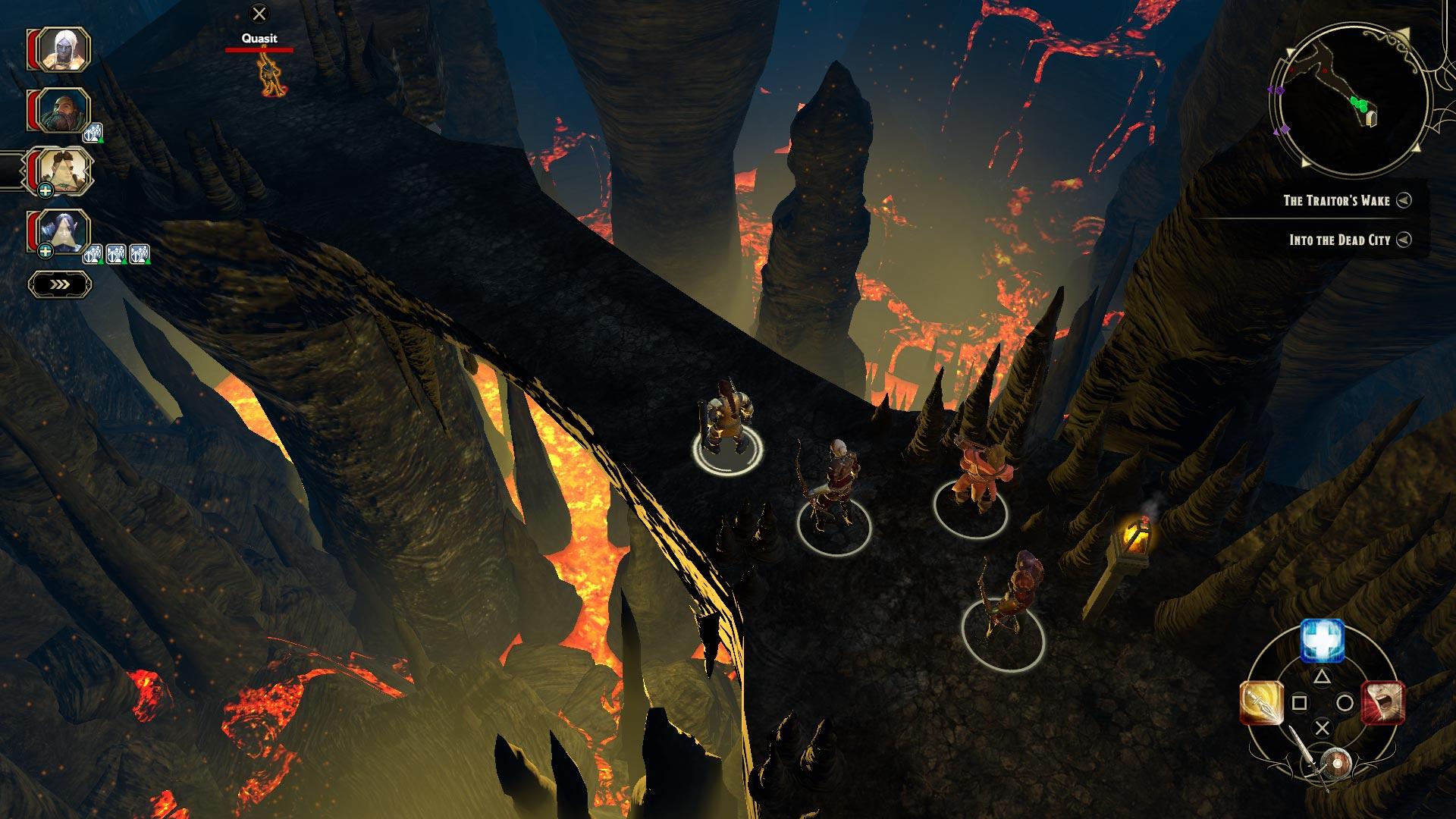 Sword Coast Legends Review Screenshot 2
