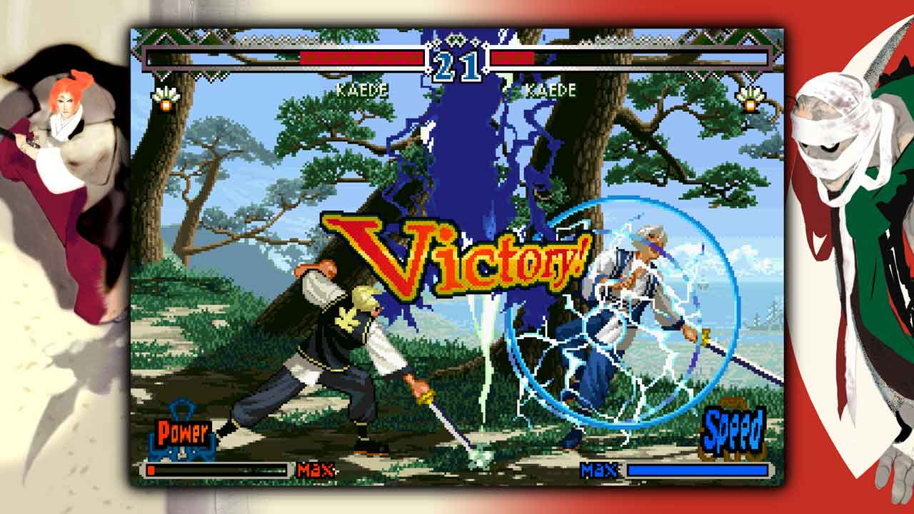 THE LAST BLADE 2 Review Screenshot 2