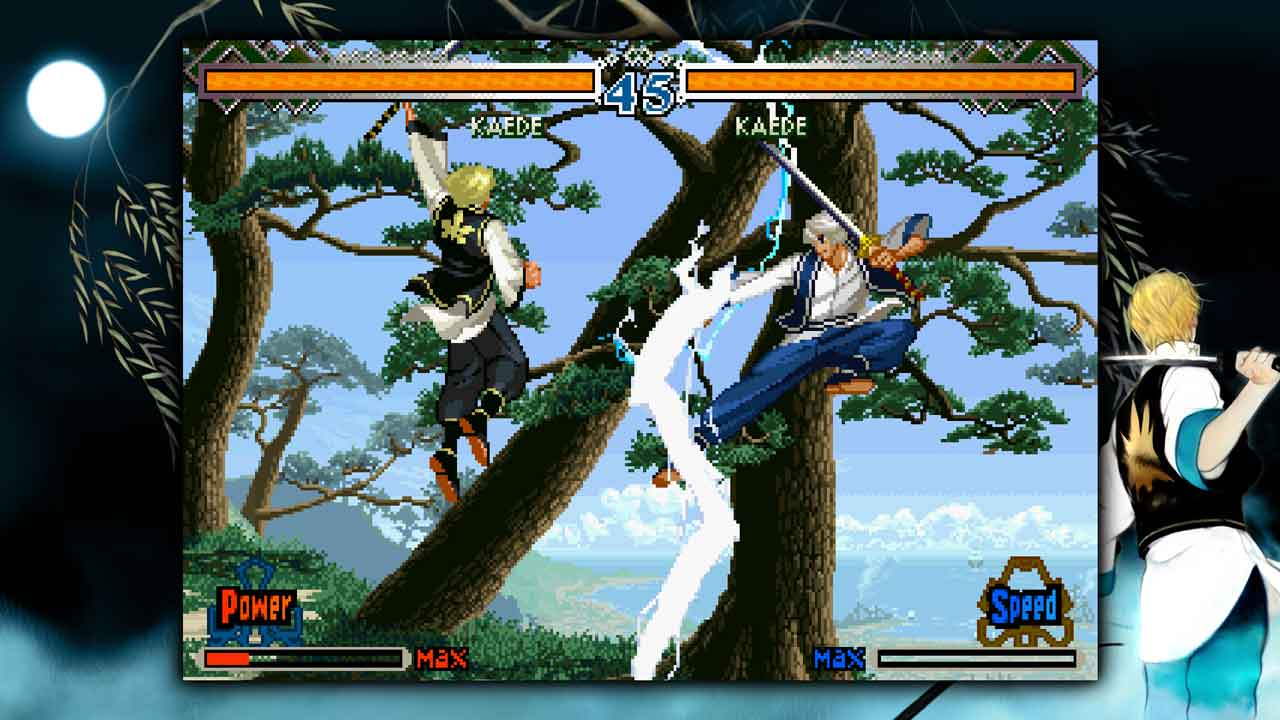 THE LAST BLADE 2 Review Screenshot 3