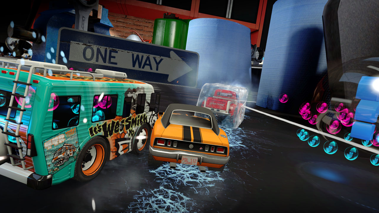 Table Top Racing Supercharger Pack Review Screenshot 1