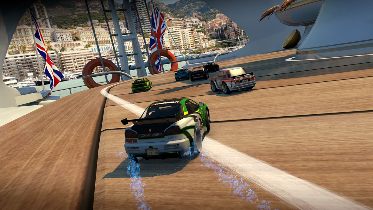 Table Top Racing Supercharger Pack Review Screenshot 2