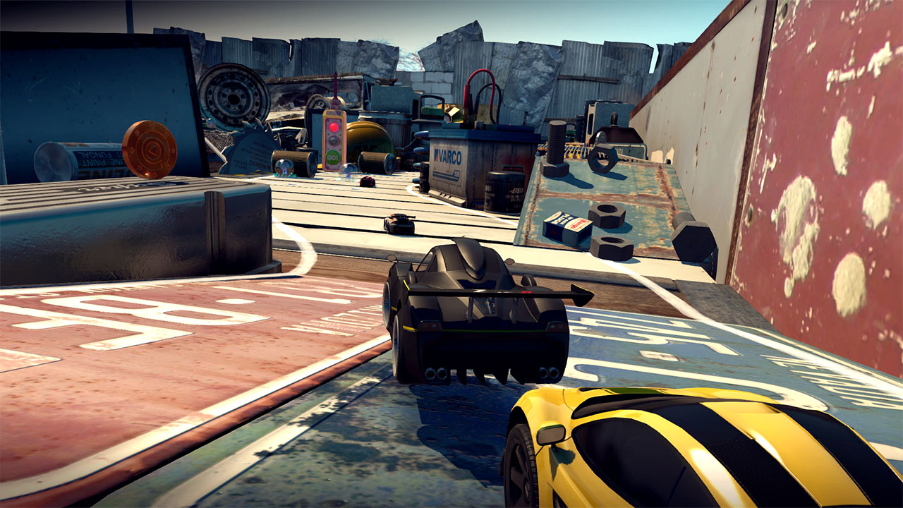 Table Top Racing Supercharger Pack Review Screenshot 3