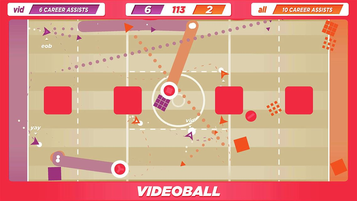 VIDEOBALL Xbox One Review Screenshot 1