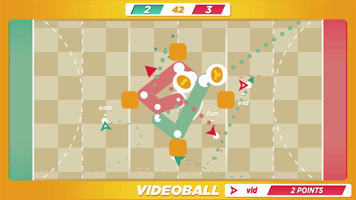 VIDEOBALL Xbox One Review Screenshot 2