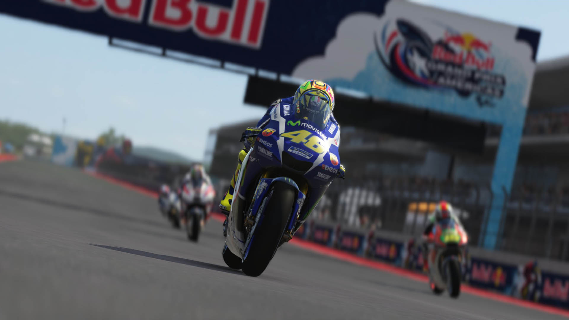 Valentino Rossi The Game Review Screenshot 1