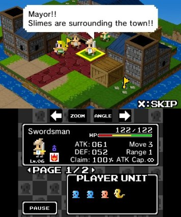 Ambition of the Slimes Review Screenshot 3