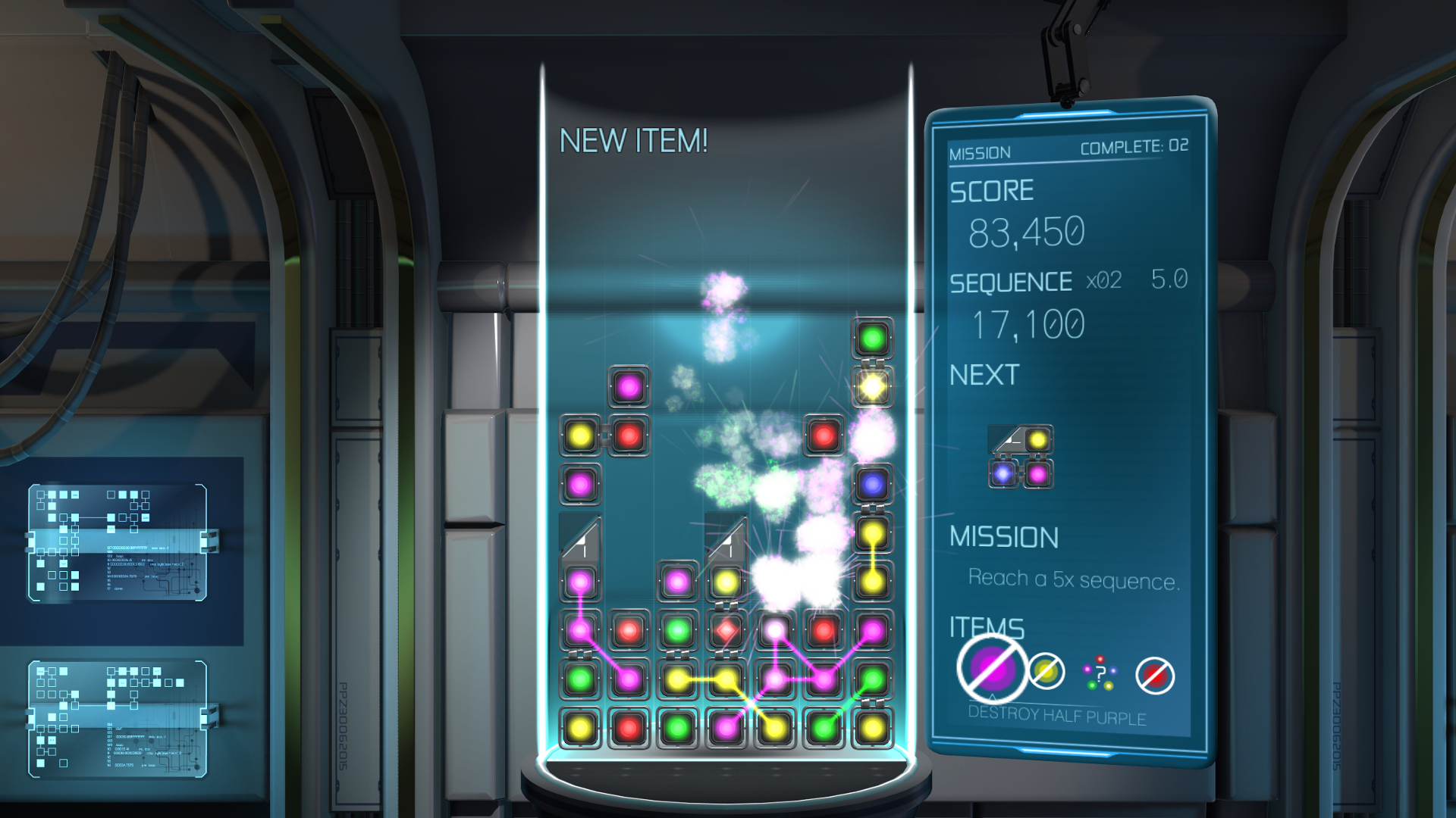 Anode Xbox One Review Screenshot 1