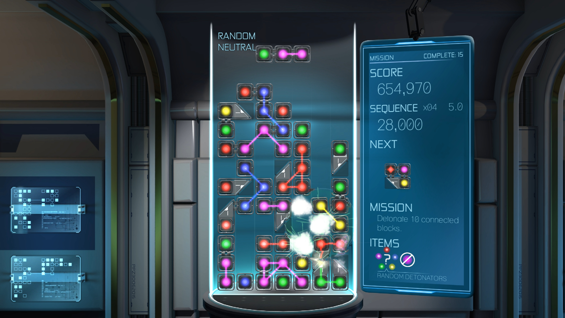 Anode Xbox One Review Screenshot 3
