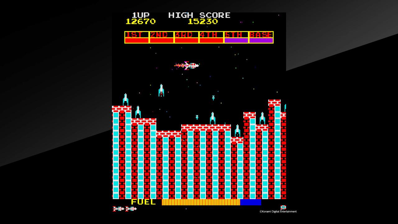 Arcade Archives Scramble Review Screenshot 3