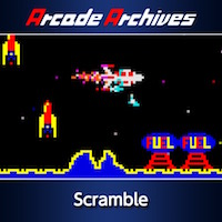 Arcade Archives Scramble Review