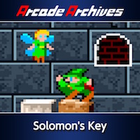 Arcade Archives Solomon's Key Review