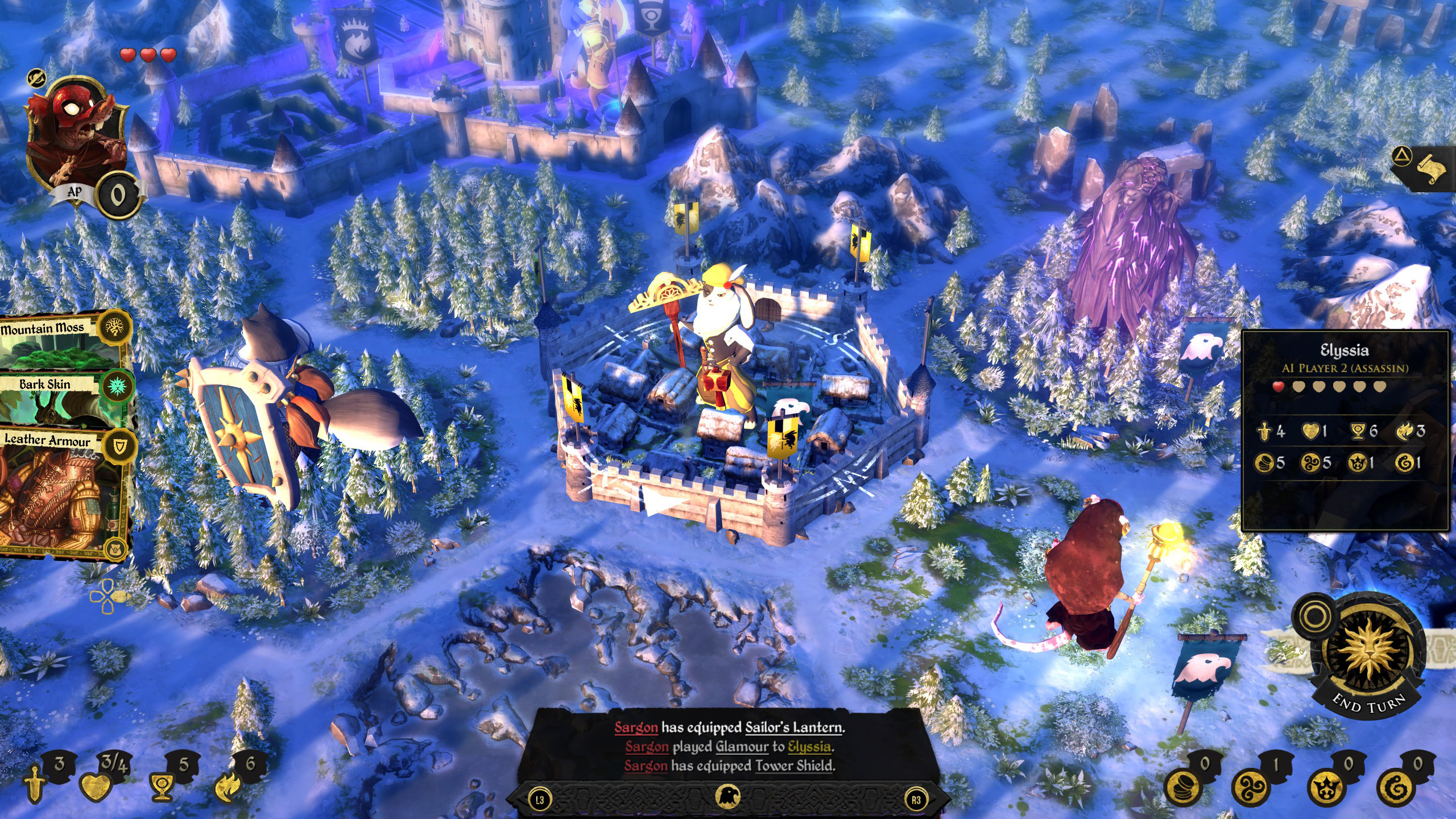 Armello The Usurpers Hero Pack Review Screenshot 3
