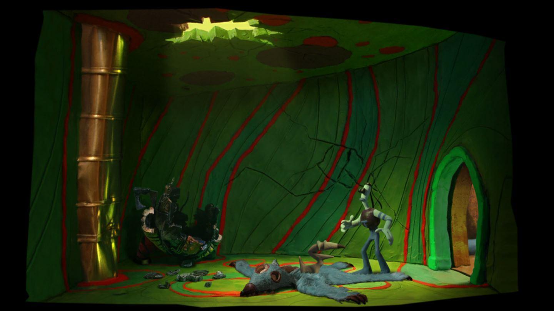 Armikrog Xbox One Review Screenshot 2