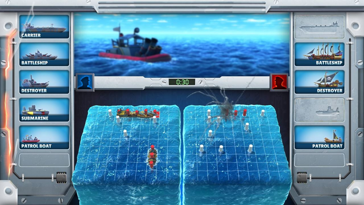 BATTLESHIP Review Screenshot 1