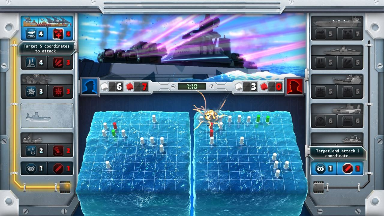 BATTLESHIP Review Screenshot 2