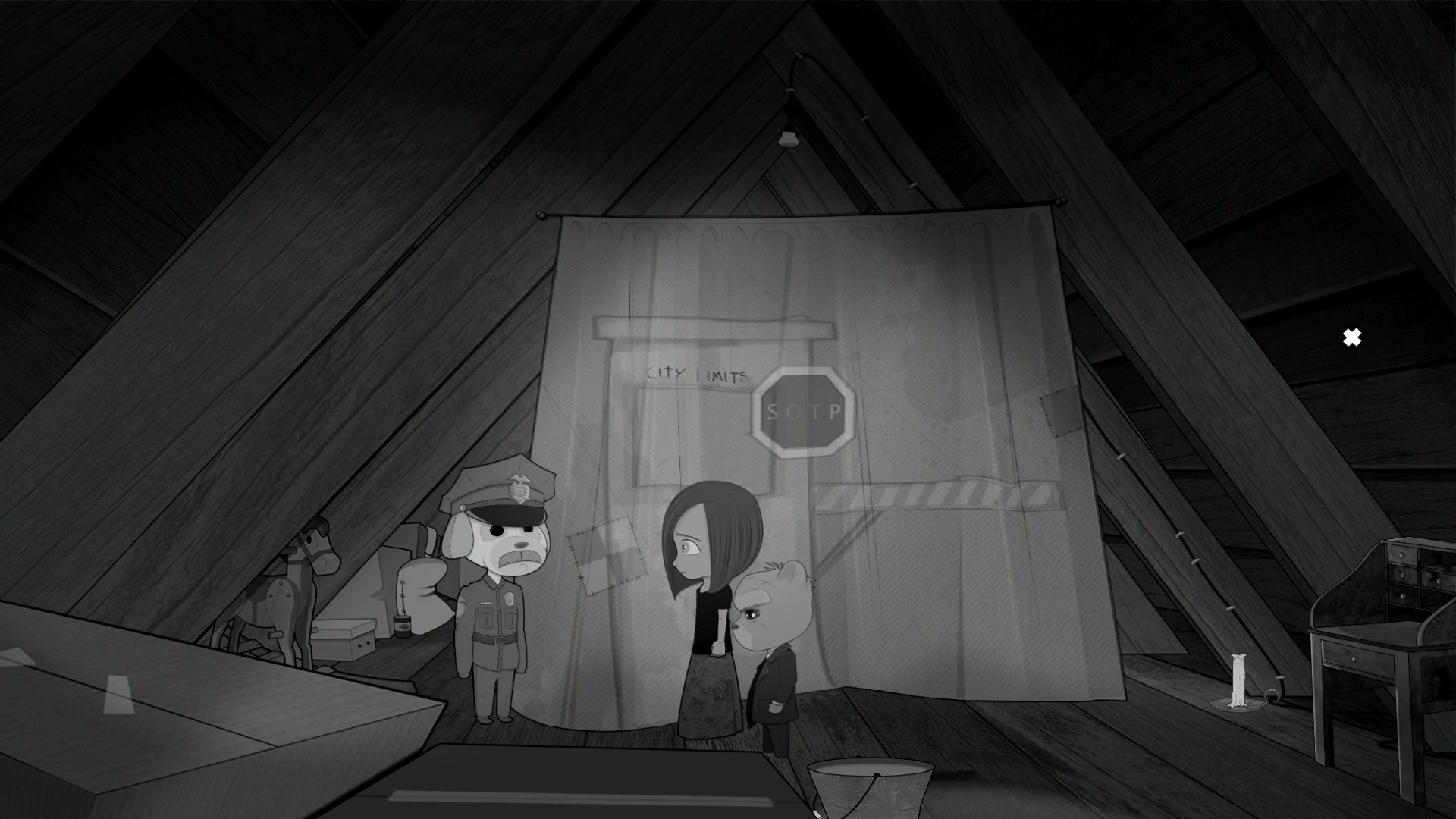 Bear With Me Review Screenshot 3