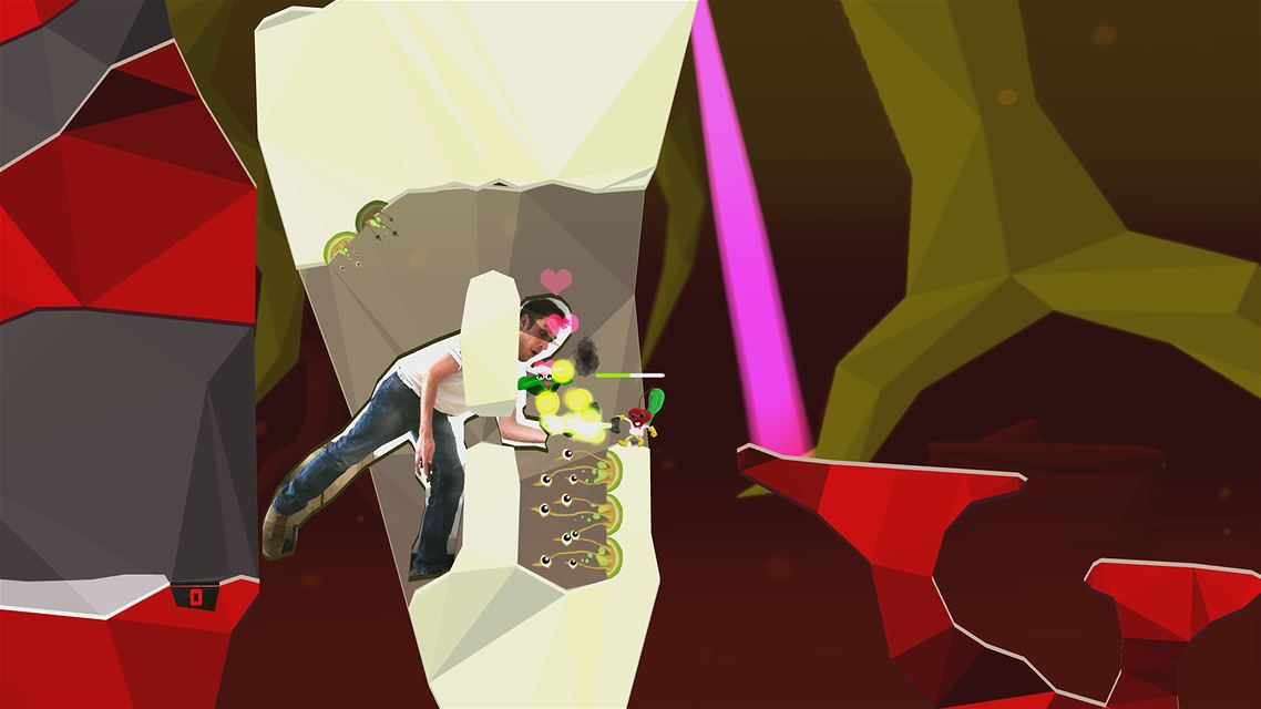 Commander Cherry for Kinect Review Screenshot 3