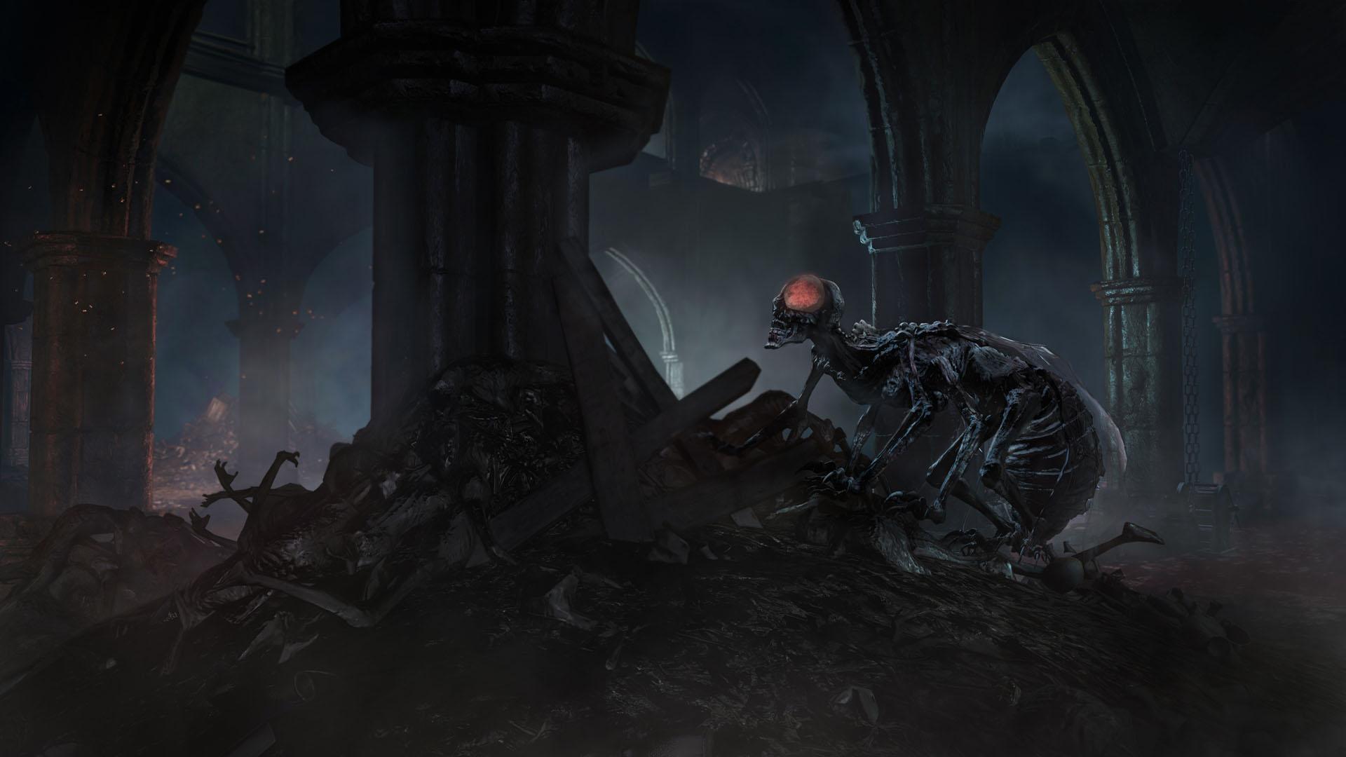 DARK SOULS III Ashes of Ariandel Screenshot 7