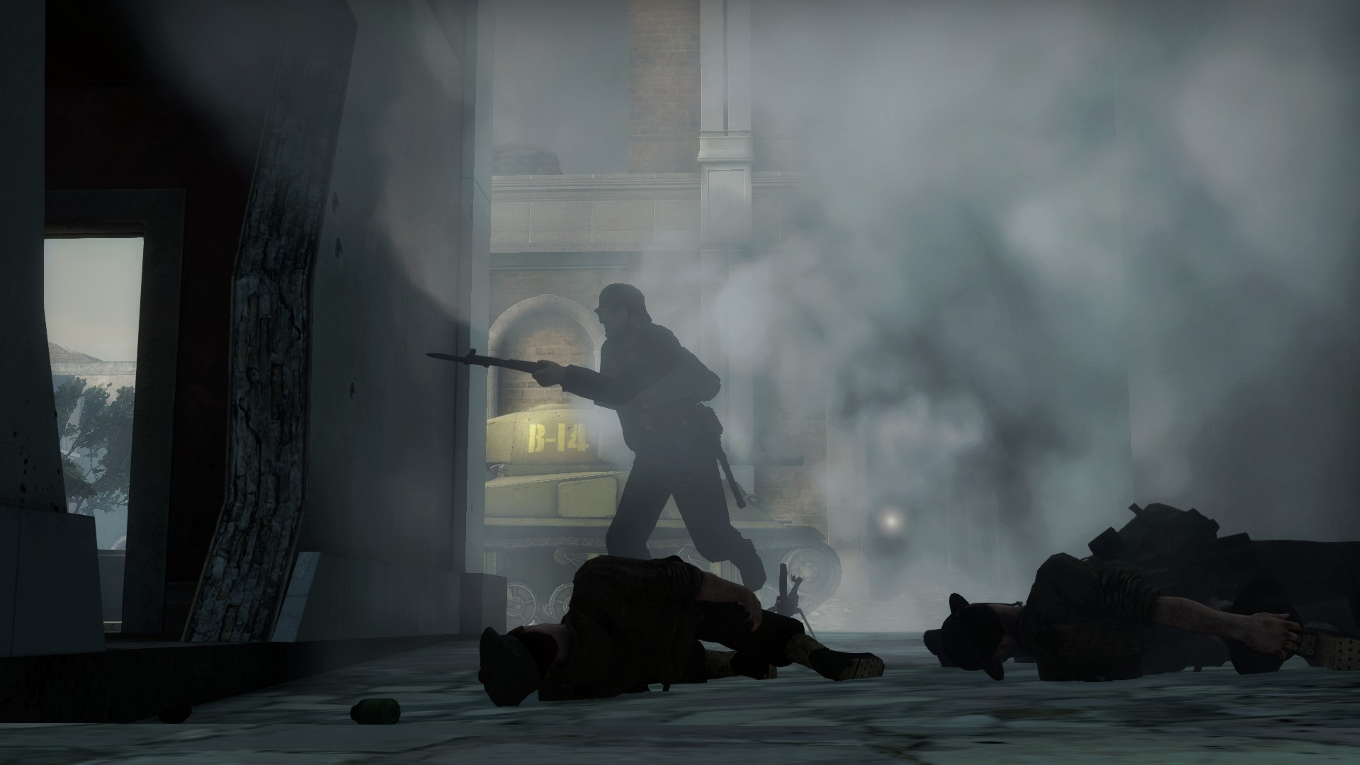 Day of Infamy Review Screenshot 2