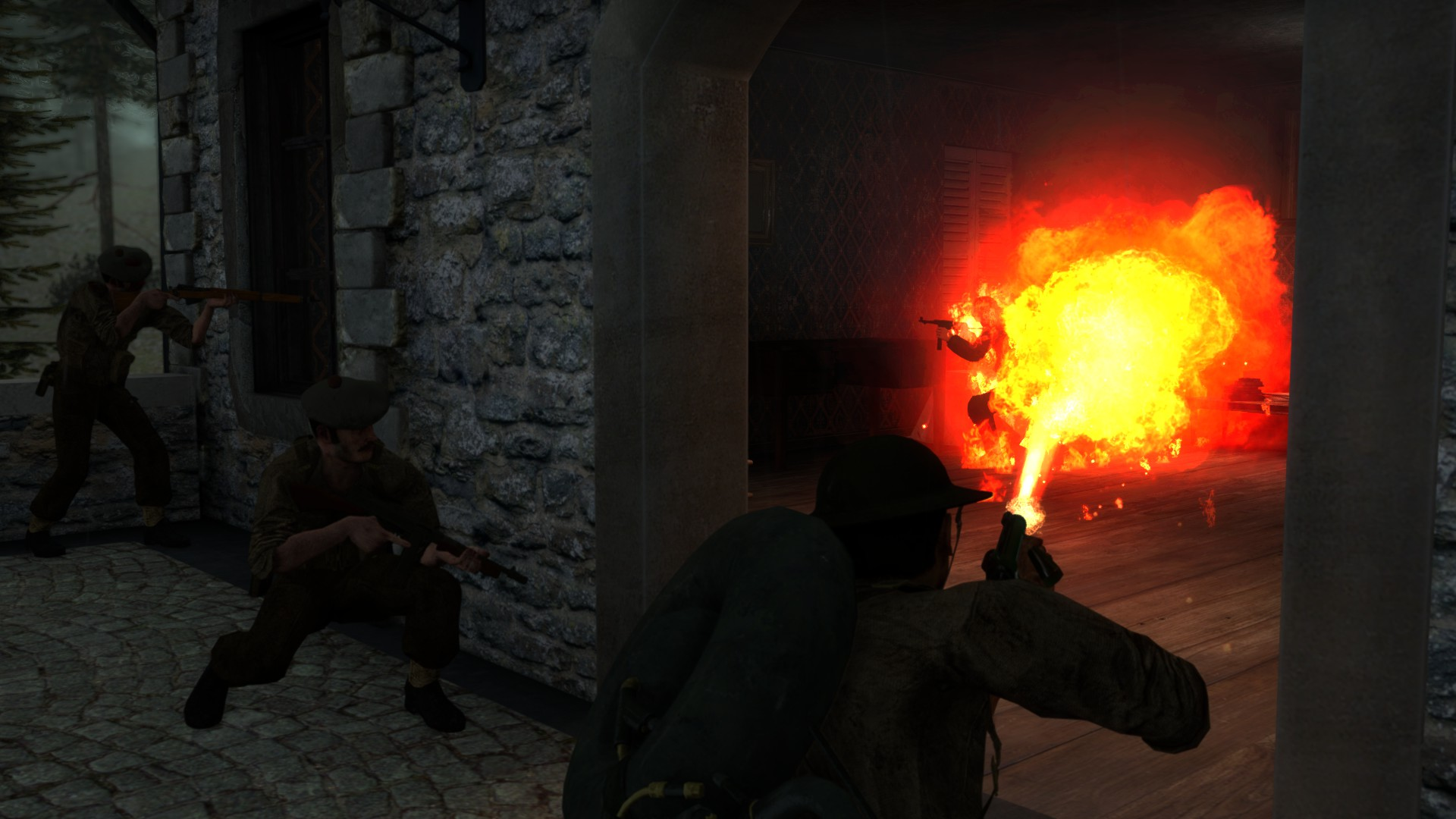 Day of Infamy Review Screenshot 3