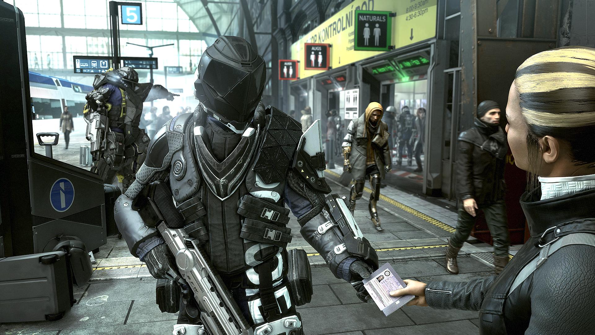 Deus Ex Mankind Divided Review Screenshot 1