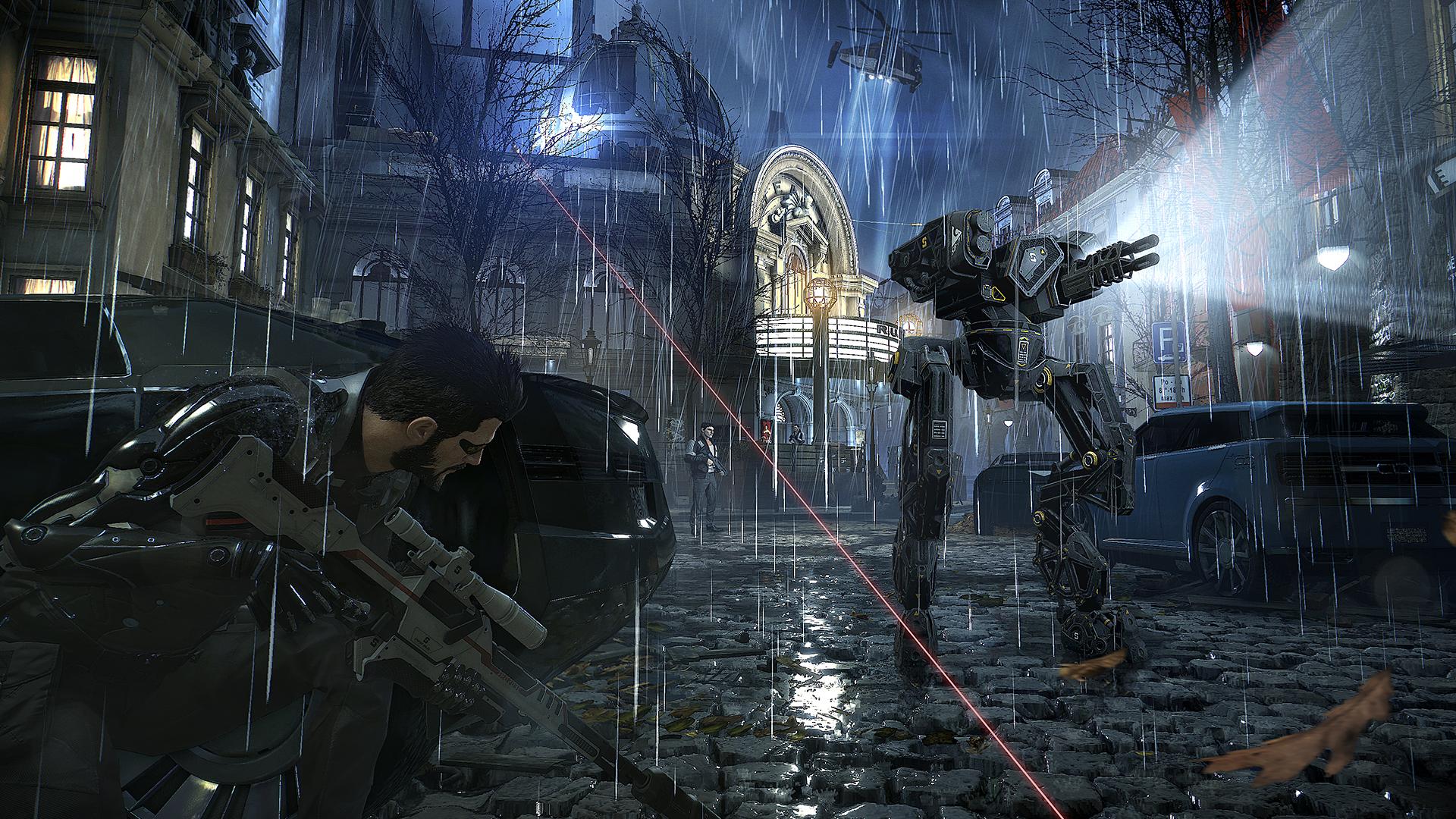 Deus Ex Mankind Divided Review Screenshot 3