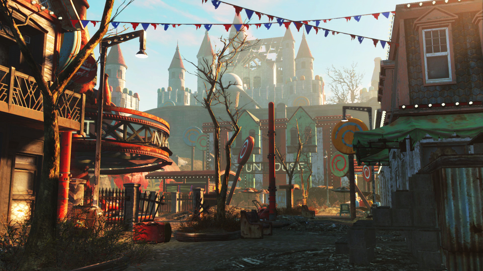 Fallout 4 Nuka World Review Screenshot 1