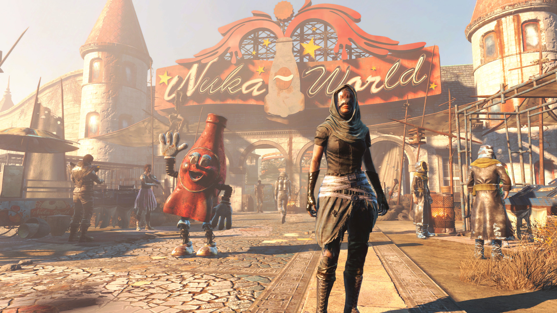 Fallout 4 Nuka World Review Screenshot 3