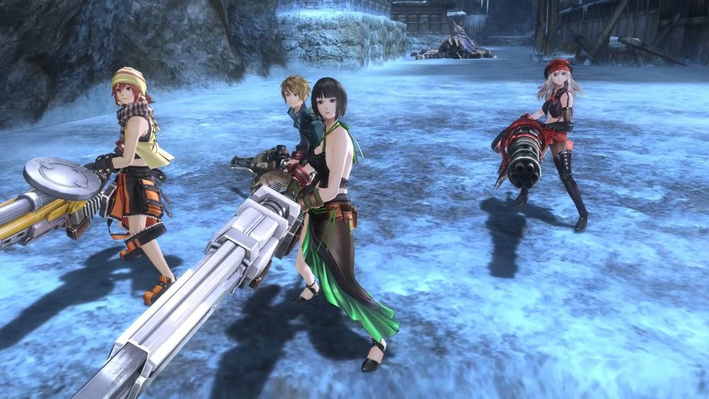 God Eater Resurrection Review Screenshot 3