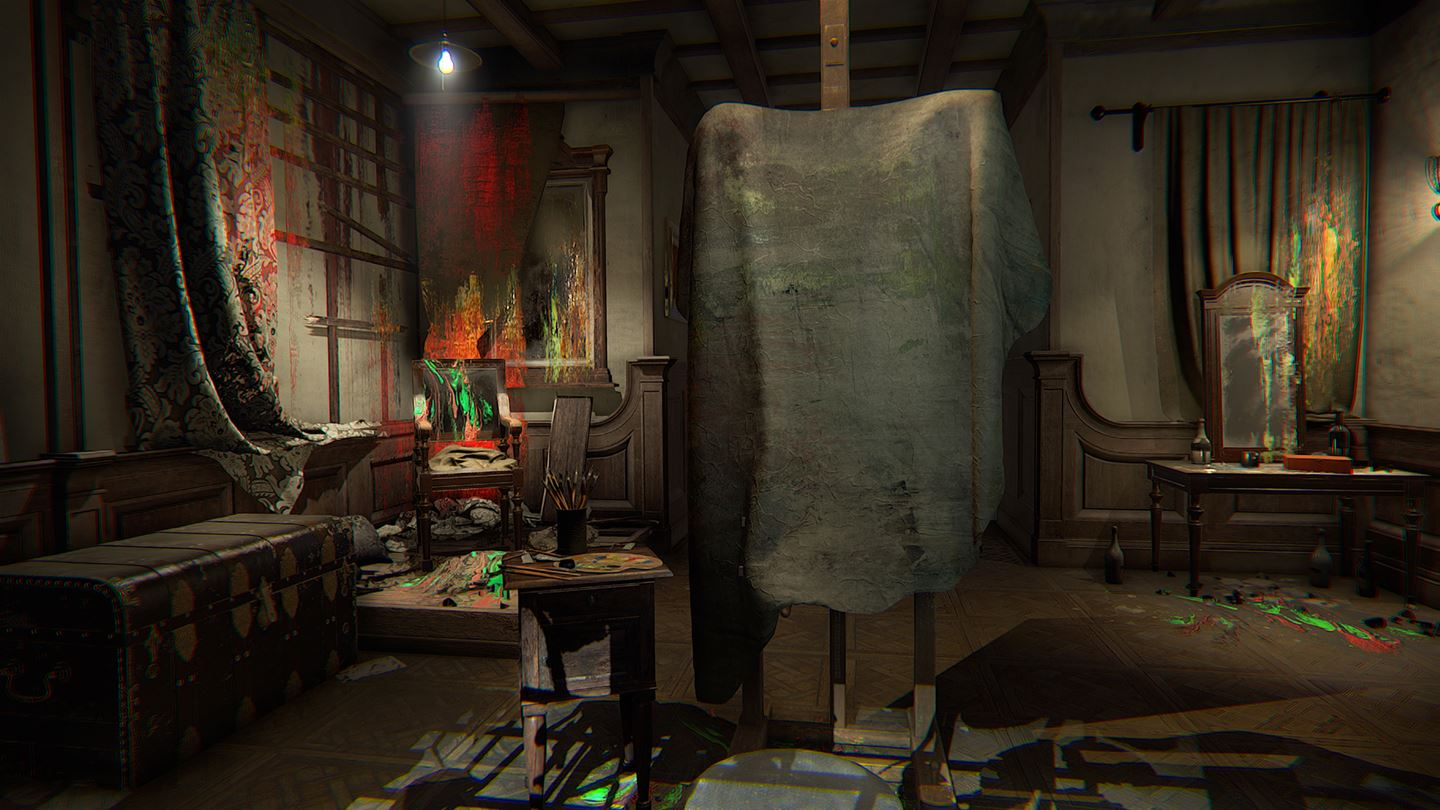 Layers of Fear Masterpiece Edition Review Screenshot 1