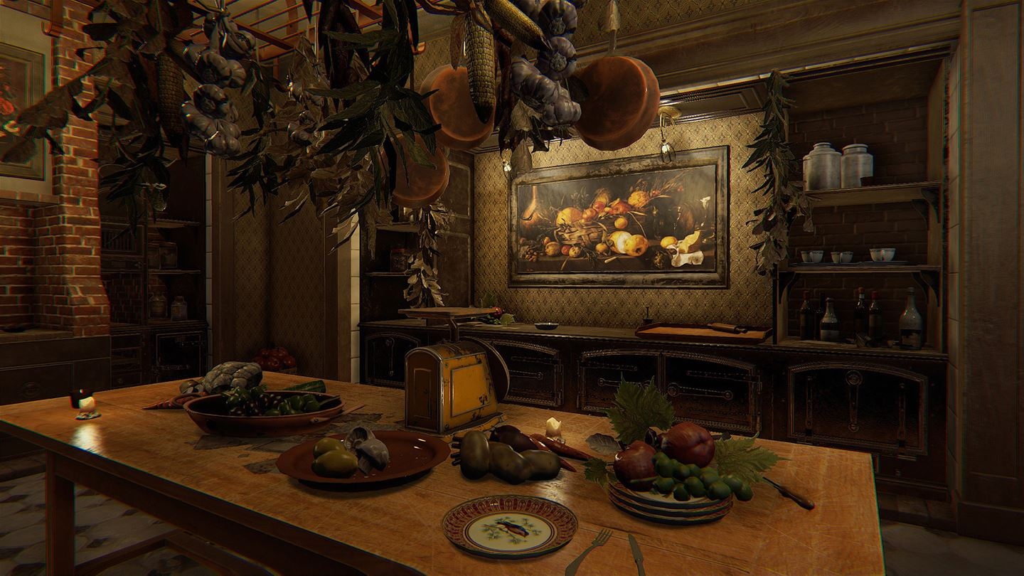 Layers of Fear Masterpiece Edition Review Screenshot 2